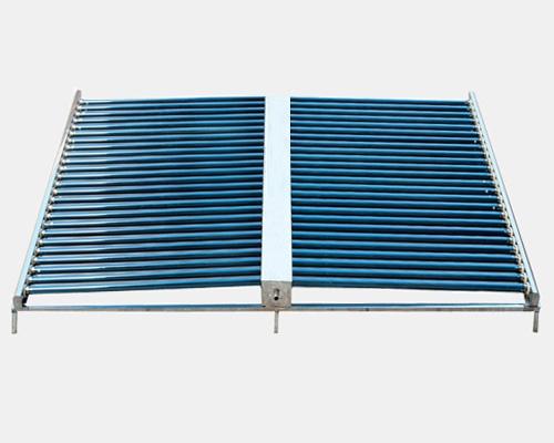 真空管集热器横式