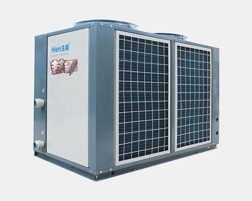 空气能热水器清洗