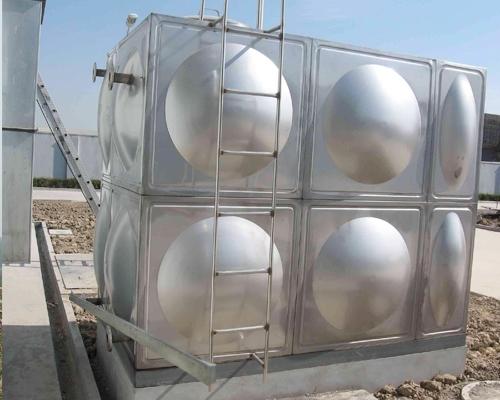 北京不锈钢方形水箱